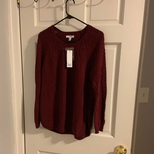 Brand new with tags Sonoma sweater